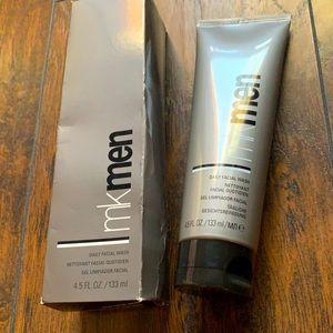 MK Men Daily Facial Wash, cleanser, face soap